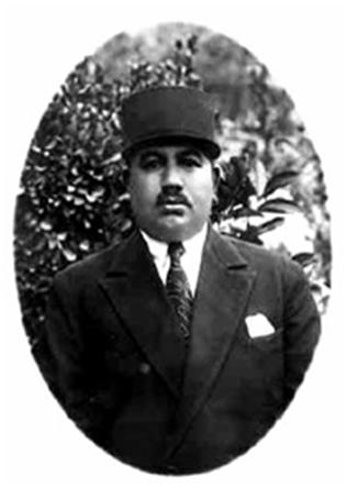 Mohammad Farrokhi Yazdi