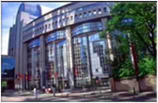 European Union's headquarters