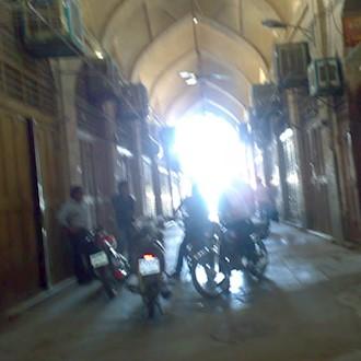اعتصاب بازاریان اصفهان