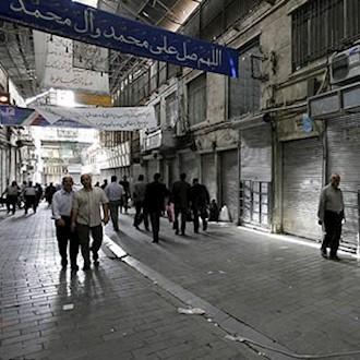 اعتصاب سراسری بازاریان پاسدار احمدی نژاد را وادار به عقب نشینی کرد