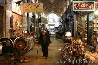 اعتصاب بازاریان در اصفهان همچنان ادامه دارد