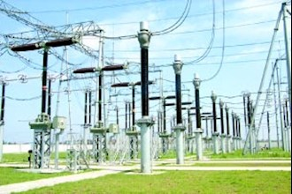 نیروگاه برق