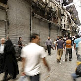 بازایان تهران و برخی دیگر از شهرهای کشور   امروز نیز به اعتصاب خود علیه اخاذی آخوندها  ادامه دادند
