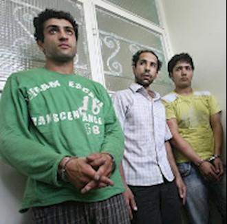 بازداشت جوانان تحت عنوان اراذل و اوباش