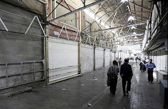 تعطیلی بازارها در تهران