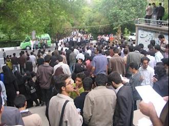 دانشجویان تبریز - آرشیو