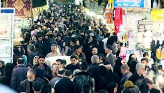 اعتراض سراسری بازاریان علیه چپاول و غارت آخوندها