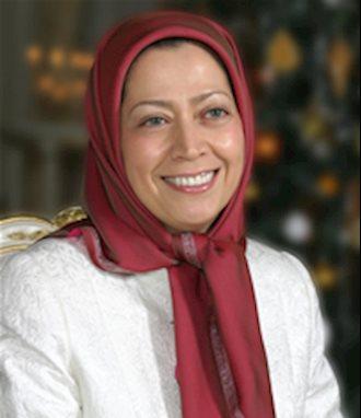 مریم رجوی، رئیس جمهور برگزیده مقاومت
