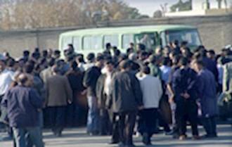 تجمعات اعتراضی کارگران  - آرشیو