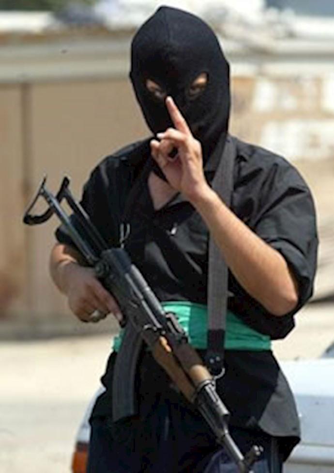 شبه نظامی- بغداد