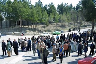اعتراضی کارگران هفت تپه خوزستان