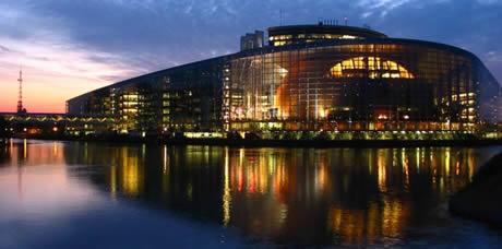 پارلمان اروپا - استراسبورگ