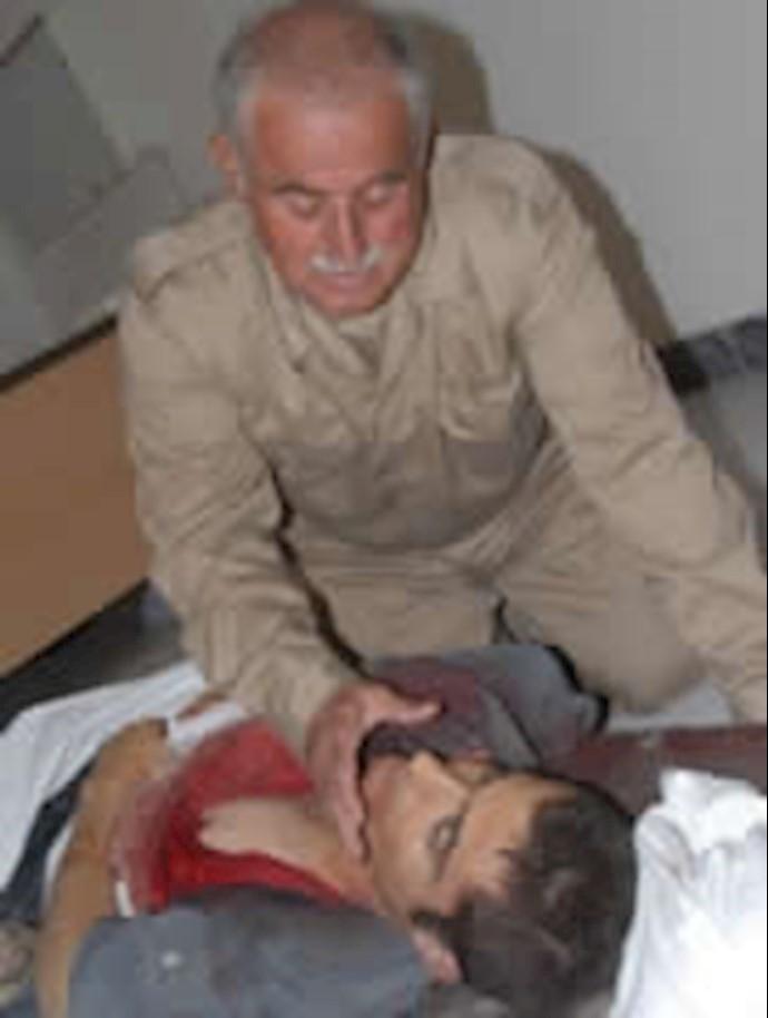 حنیف امامی، شهیدی که با تیر شقاوت به خون در غلتید