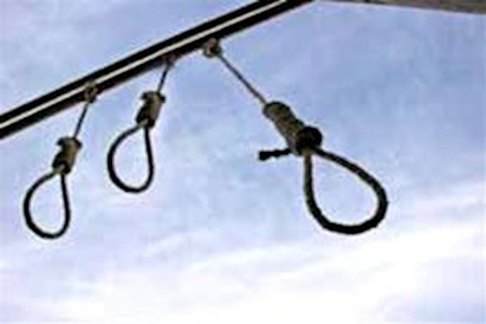 اعدام ابراز بقای رژیم پلید آخوندی