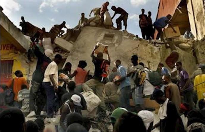 زلزله هائیتی ؛کشتههای بازهم بیشتر