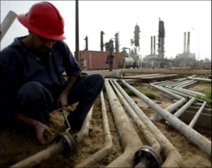 لوله های انتقال نفت عراق به ترکیه