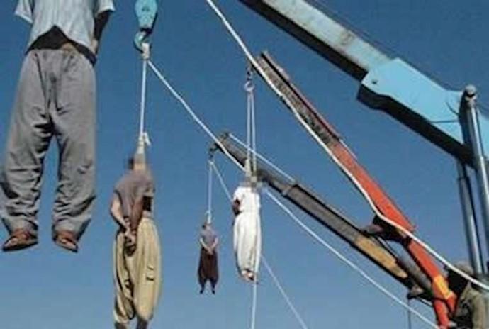 اعدام ابزار سرکوب حاکمیت آخوندها