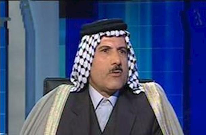 عدنان دنبوس از لیست العراقیه