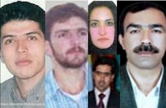 پنج زندانی سیاسی توسط دژخیمان آخوندی اعدام شدند