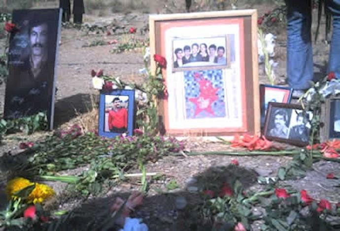 سی هزار گل سرخ، حاصل قتل عام زندانیان مجاهد و مبارز