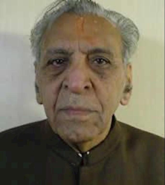 پروفسور راج بالدو، رئیس هیأت صلح جهانی