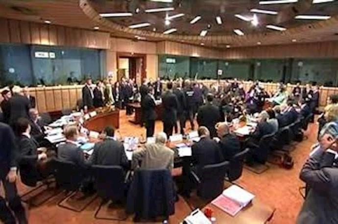 شورای وزیران اتحادیه اروپا - آرشیو