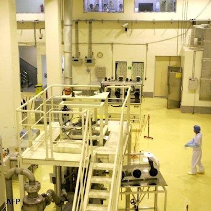 سایت غنی سازی اورانیوم در نطنز