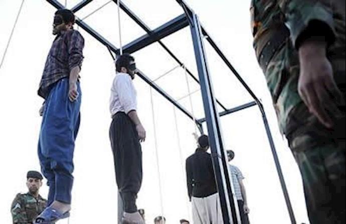 اعدام در رژیم جنایتکار آخوندی - آرشیو