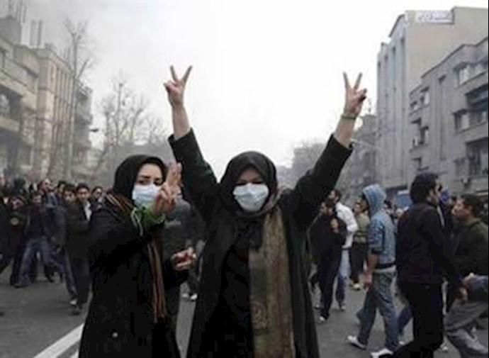 قیام مردم ایران - 25بهمن 89