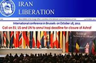 IRAN LIBERATION NO. 334