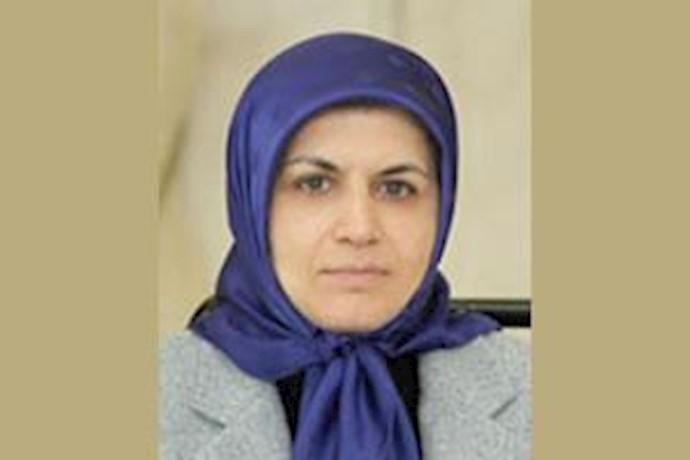 سهیلا صادق، مسئول کمیسیون آموزش و پرورش شورای ملی مقاومت