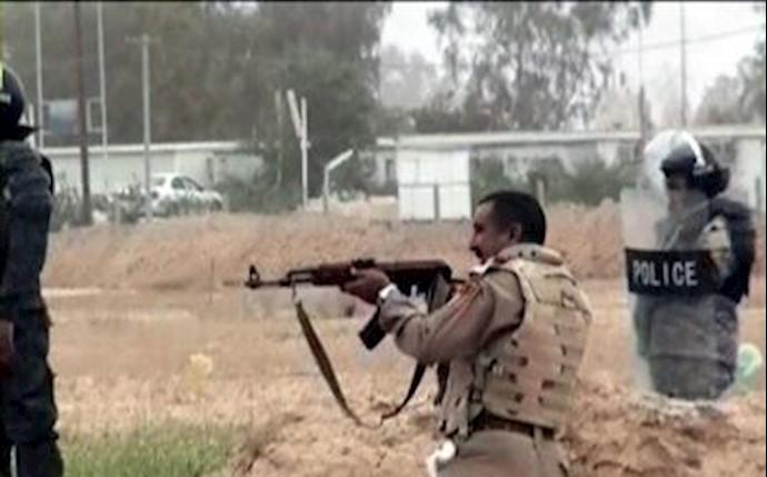 نیروهای عراقی به دستور مالکی به اشرف حمله کرده و شلیک می کنند