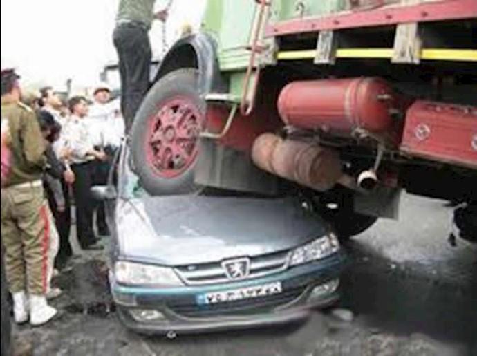 عدم رسیدگی به جادهها، عامل اصلی تصادفات - آرشیو