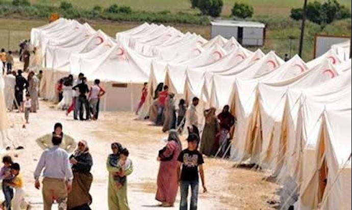 کمپ پناهندگان سوری - آرشیو