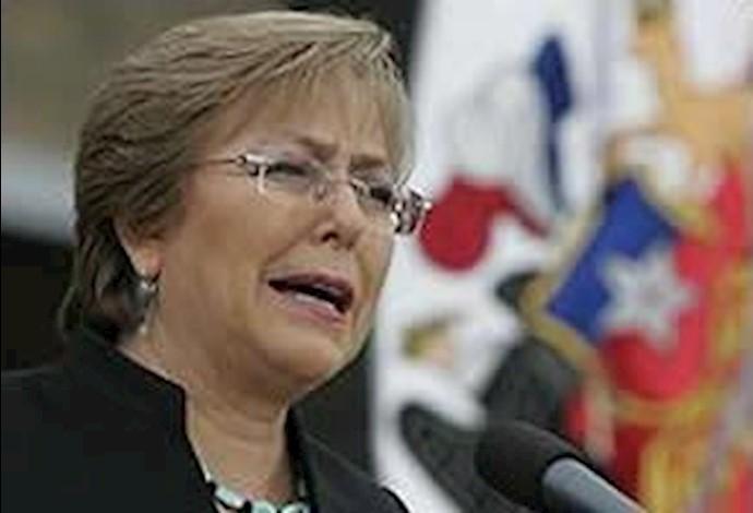 میشل باشله، رییس سازمان مللمتحد زنان