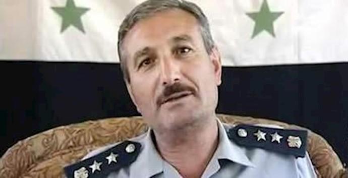 سرهنگ ریاض الاسعد فرمانده ارتش آزادی سوریه