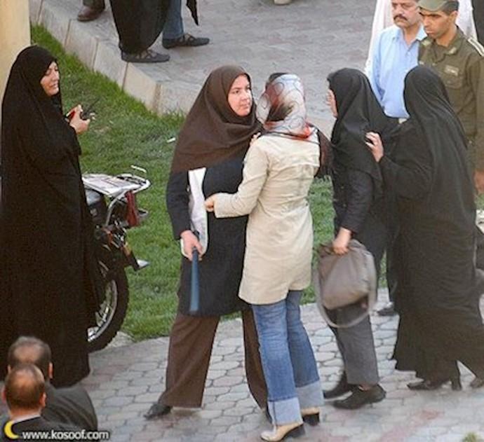 اعتراض علیه بدحجابی - آرشیو