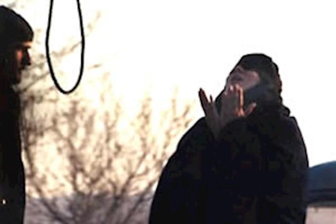 اعدام زنان در رژیم زن ستیز آخوندی