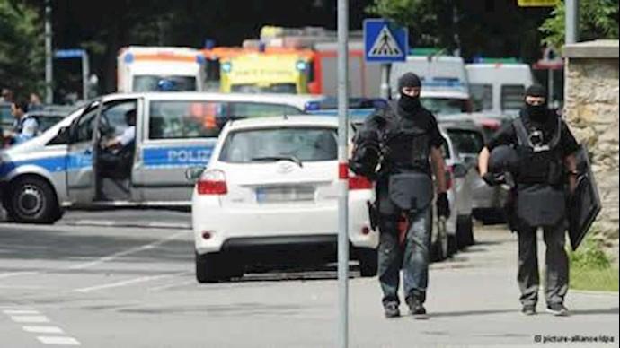 گروگانگیری در آلمان ۵ کشته برجای گذاشت