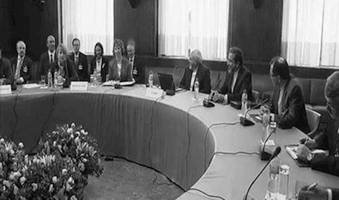مذاکرات رژیم و کشورهای 5+1 در ژنو
