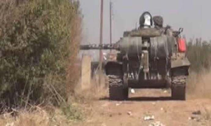 رزمندگان ارتش آزادی سوریه