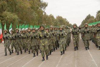 رژه زنان ارتش آزادیبخش ملی ایران