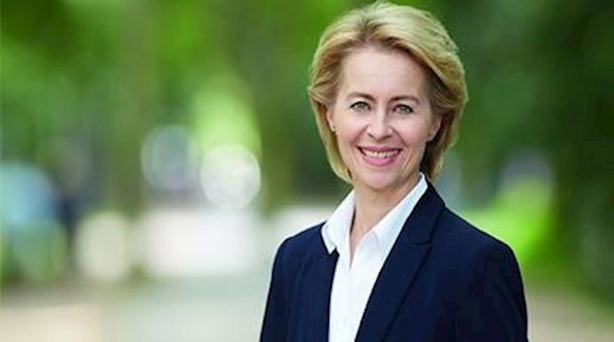 اورزولا فوندرلاین وزیر دفاع جدید آلمان