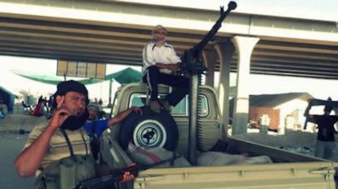 عشایر مسلح در رمادی