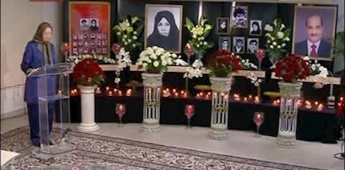 مراسم بزرگداشت مادر خیابانی و یادبود مجاهد صدیق حاج صادقی در اورسوراواز
