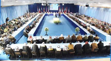 Thousands of Iraqi sheikhs and dignitaries call for release of 7 Ashrafi hostages and security for Liberty residents