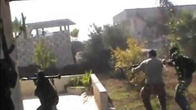درگیری در سوریه