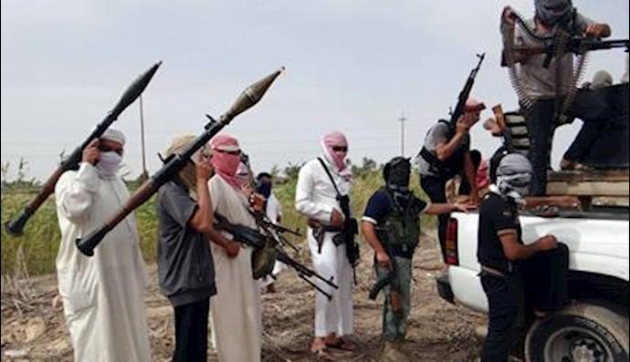 نیروهای عشایر مسلح عراق