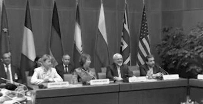 مذاکرات هستهای در وین بین رژیم ایران و کشورهای 5+1 - آرشيو