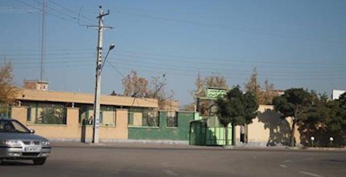 کلانتری 11 شهرستان سراب